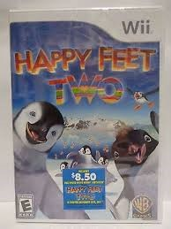 NINTENDO Nintendo Wii HAPPY FEET TWO