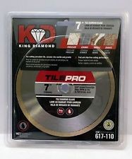 KING DIAMOND Miscellaneous Tool DIAMOND SAW BLADE