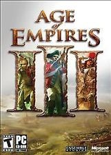 MICROSOFT PC Game AGE OF EMPIRES III FOR PC