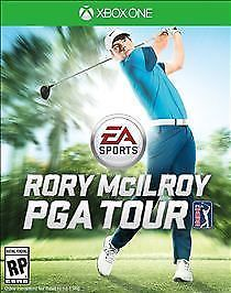 MICROSOFT Microsoft XBOX One Game RORY MCILROY PGA TOUR - XBOX ONE