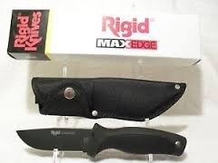 RIGID KNIVES Hunting Knife MAX EDGE RG0802MX