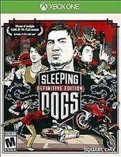 MICROSOFT Microsoft XBOX 360 Game SLEEPING DOGS