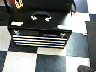 JOBSMART Tool Box with Tools TOOLBOX W/ TOOLS