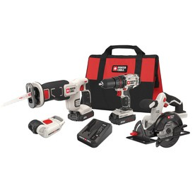 PORTER CABLE Cordless Drill PC186CS/PC1801D/PC1800RS