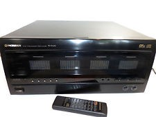 PIONEER ELECTRONICS CD Player & Recorder PD-F100