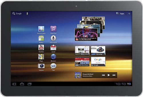SAMSUNG Tablet GT-P7510