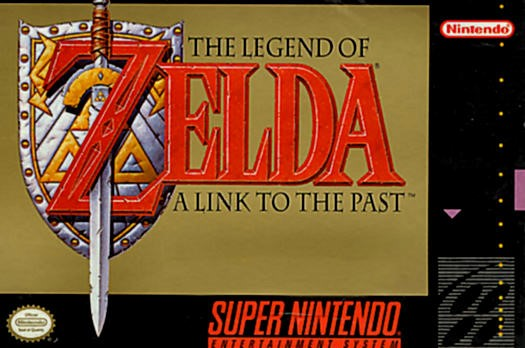 NINTENDO Nintendo 64 Game THE LEGEND OF ZELDA A LINK TO THE PAST