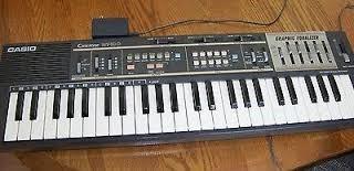 CASIO Keyboards/MIDI Equipment CASIOTONE MT-100