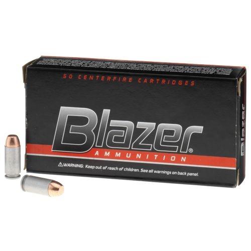 BLAZER AMMUNITION Ammunition 40 S&W 180 GR. FMJ
