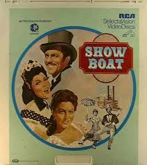 CED Vintage Movie & Photography SHOW BOAT