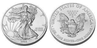 UNITED STATES Silver Coin 1995 SILVER AMERICAN EAGLE