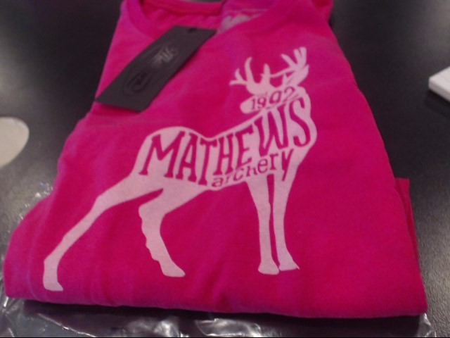MATHEWS BOWS Shirt M16S-Y47