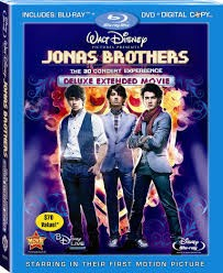 BLU-RAY MOVIE Blu-Ray JONAS BROTHERS