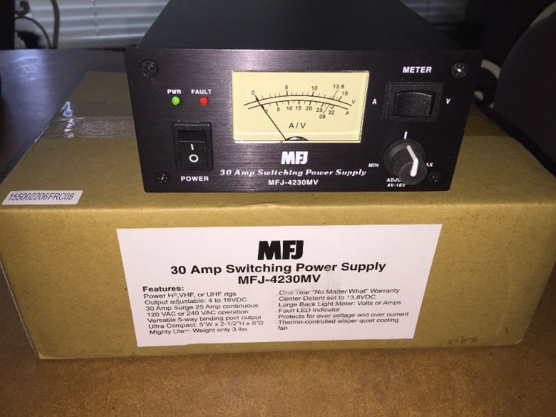 MFJ Battery/Charger MFJ-4230MVP