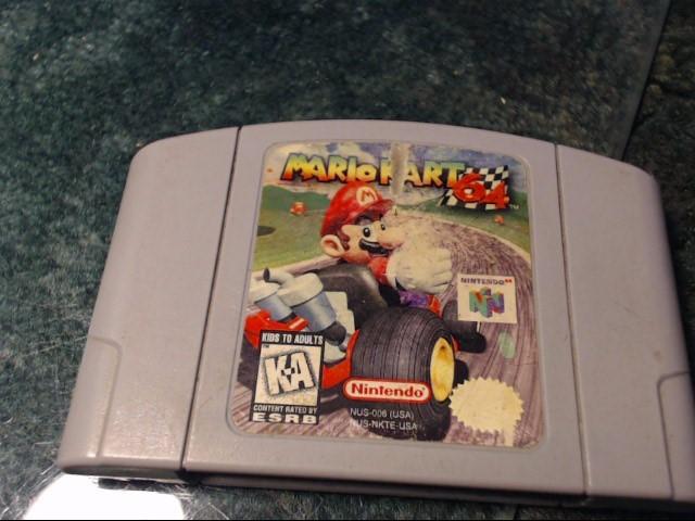 NINTENDO Nintendo 64 Game SUPER MARIO CART 64