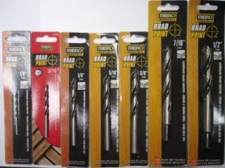 MIBRO Drill Bits/Blades 250514