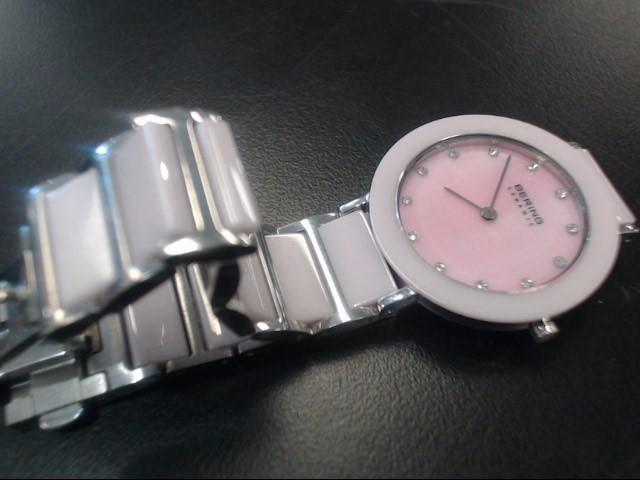 BERING Lady's Wristwatch 32327-701