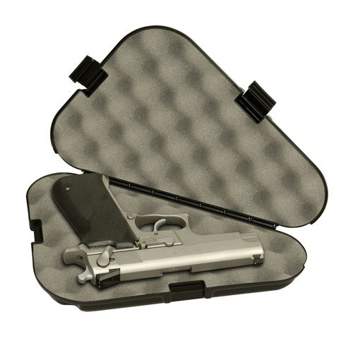 PLANO Gun Case SHAPED PISTOL CASE-SMALL-BLACK