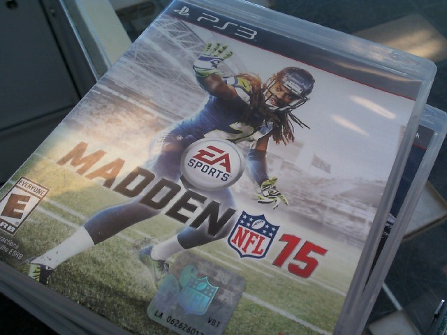 ACTIVISION Sony PlayStation 3 Game MADDEN NFL15