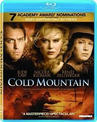 COLD MOUNTAIN BLU-RAY