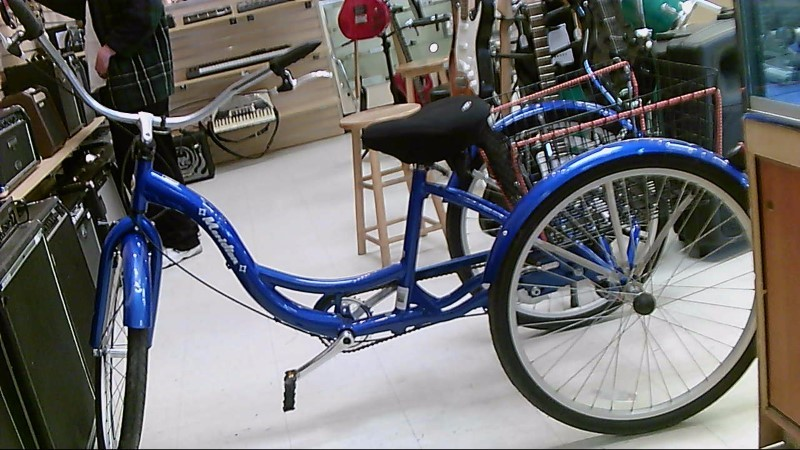 SCHWINN 3-WHEEL BIKE MERIDAN