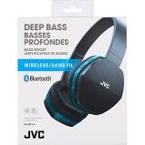 JVC Headphones HA-SBT5A