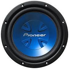 PIONEER ELECTRONICS Car Speakers/Speaker System TS-W301R