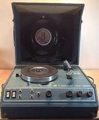 CALIFONE Turntable 1845K