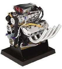 LIBERTY CLASSICS INC Collectible Plate/Figurine HEMI DODGE DRAGSTER ENGINE