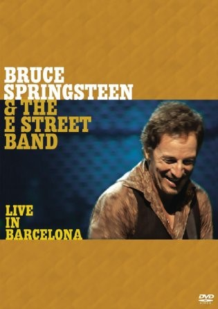 BRUCE SPRINGSTEEN & THE E STREET BAND DVD LIVE IN BARCELONA DVD