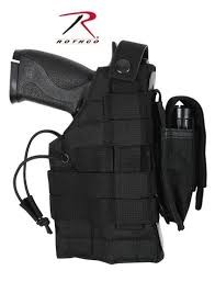 ROTHCO Holster MOLLE MODULAR AMBIDEXTROUS HOLSTER