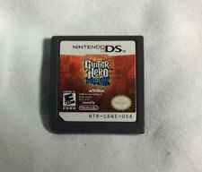 NINTENDO Nintendo DS Game GUITAR HERO ON TOUR MODERN HITS DS