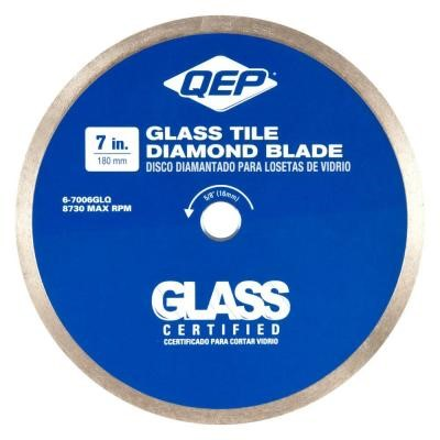 "QEP Circular Saw 7"" DIAMOND BLADE"
