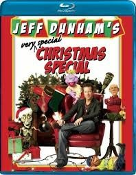 BLU-RAY MOVIE Blu-Ray JEFF DUNHAM'S CHRISTMAS SPECIAL