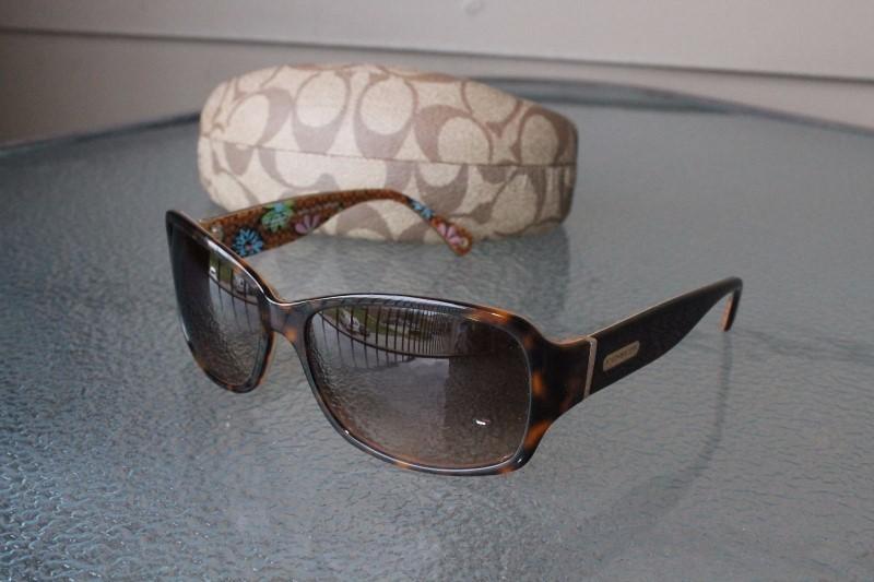 COACH Sunglasses PEONY S471