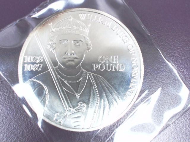 ROYAL MINT OF GREAT BRITIAN 2002 BRITANNIA SILVER 1OZ COIN