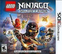 NINTENDO Nintendo 3DS Game LEGO NINJAGO SHADOW OF RONIN