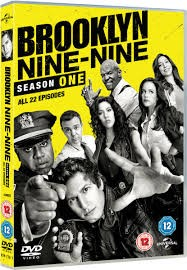 DVD BOX SET DVD BROOKLYN NINE-NINE SEASON 1