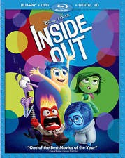BLU-RAY MOVIE Blu-Ray INSIDE OUT