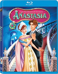 20TH CENTURY FOX Blu-Ray ANASTASIA