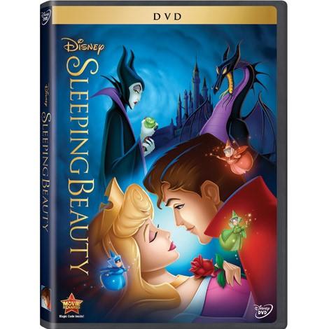 DVD MOVIE DVD SLEEPING BEAUTY - 2014