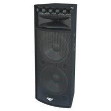 PYLE Speakers/Subwoofer PADH215