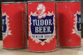 BEST BREWING TUDOR BEER CAN