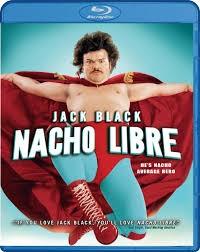 BLU-RAY MOVIE Blu-Ray NACHO LIBRE
