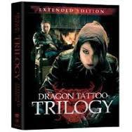BLUE BYRD MICROPHONE DVD RAY DRAGON TATTOO TRILOGY