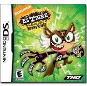 NINTENDO Nintendo DS Game EL TIGRE THE ADVENTURES OF MANNY RIVERA GAME