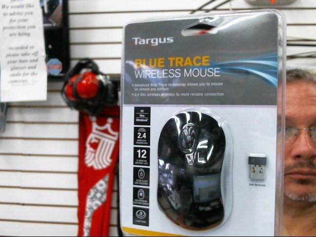 TARGUS Computer Accessories AMW50US WIRELESS MOUSE