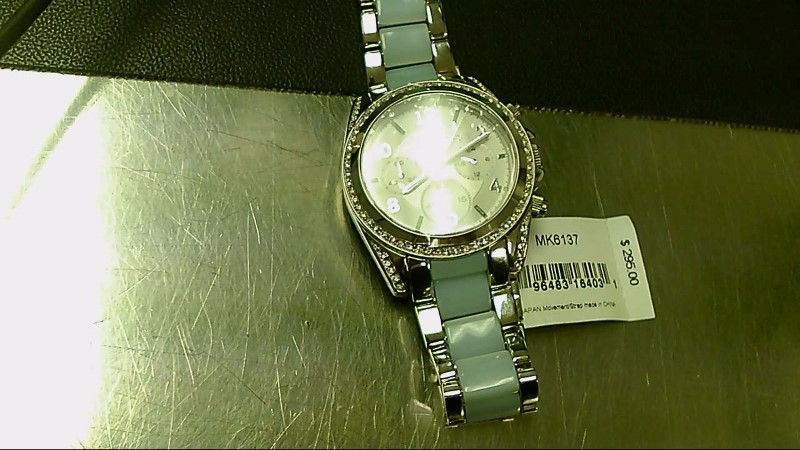 MICHAEL KORS Lady's Wristwatch MK-6137
