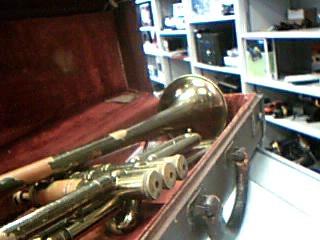 REVERE Trumpet/Cornet TRUMPET