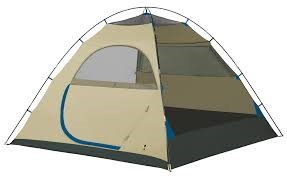 EUREKA FOR LIFE OUTDOORS Camping TETRAGON HD 2